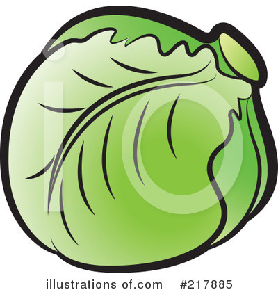 lettuce clipart 217885 illustration by lal perera rh illustrationsof com iceberg lettuce clipart lettuce clipart vector