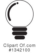 Light Bulb Clipart #1342100 by ColorMagic
