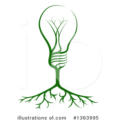 Tree Clipart #1363995 by AtStockIllustration