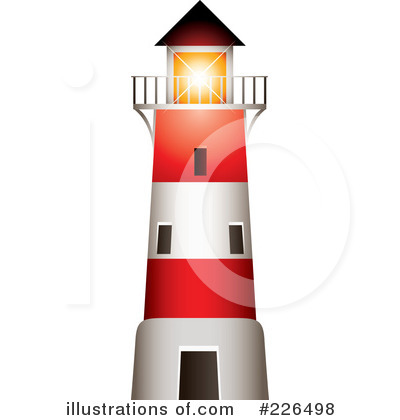 lighthouse clipart 226498 illustration by ta images rh illustrationsof com royalty free lighthouse clipart free lighthouse clipart images