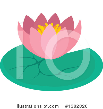 Flower Clipart #1382820 by visekart
