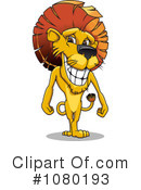 Lion Clipart #1080193 by Vector Tradition SM