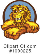 Lion Clipart #1090225 by Chromaco