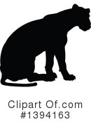 Lion Clipart #1394163 by AtStockIllustration
