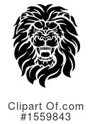Lion Clipart #1559843 by AtStockIllustration