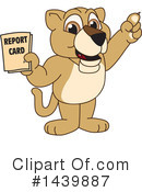 Lion Cub Mascot Clipart #1439887 by Toons4Biz