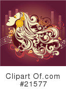 Listening To Music Clipart #21577 by OnFocusMedia