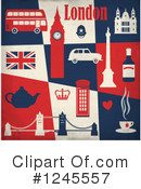 London Clipart #1245557 by Eugene