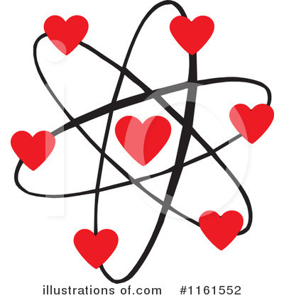 Heart Clipart #1161552 by Johnny Sajem