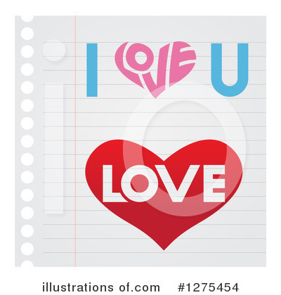 Heart Clipart #1275454 by cidepix