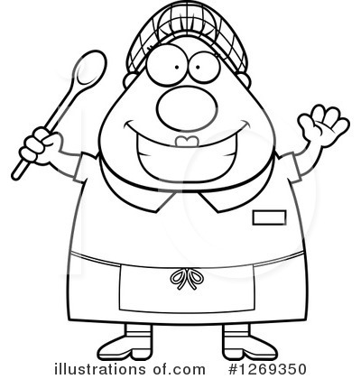 Lunch Lady Clipart 1269350