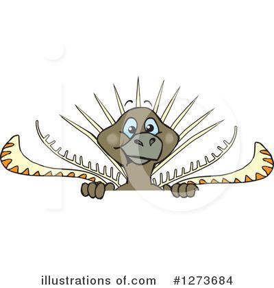 Bird Clipart #1107165 - Illustration by Dennis Holmes Designs