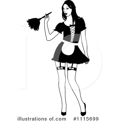 Dusting Clipart #1115699 by Pams Clipart