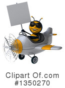 Male Bee Clipart #1350270 by Julos