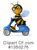 Male Bee Clipart #1350276 by Julos
