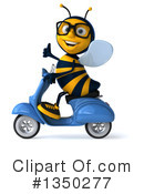 Male Bee Clipart #1350277 by Julos