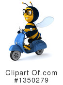 Male Bee Clipart #1350279 by Julos