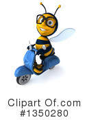 Male Bee Clipart #1350280 by Julos