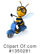 Male Bee Clipart #1350281 by Julos