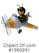 Male Bee Clipart #1350291 by Julos