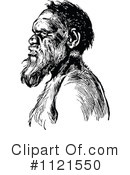 Aboriginal Clipart #1121571 - Illustration by Prawny Vintage