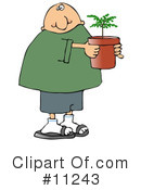 Man Clipart #11243 by djart