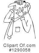 Man Clipart #1290058 by djart