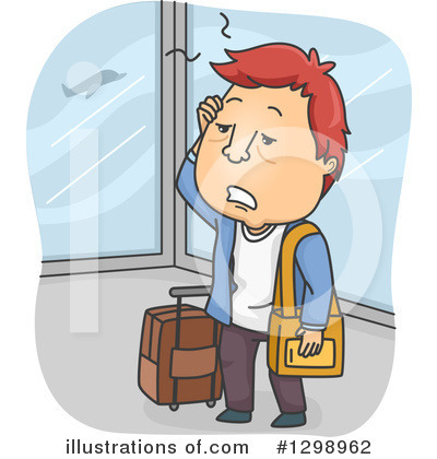 Airport Clipart #1298962 by BNP Design Studio
