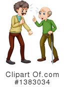 Man Clipart #1383034 by Graphics RF