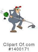 Man Clipart #1400171 by djart