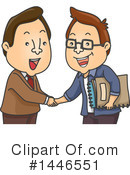 Man Clipart #1446551 by BNP Design Studio
