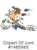 Man Clipart #1465965 by toonaday