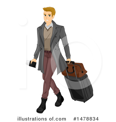 Airport Clipart #1478834 by BNP Design Studio