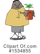Man Clipart #1534855 by djart