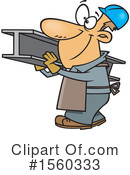 Man Clipart #1560333 by toonaday