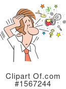 Man Clipart #1567244 by Johnny Sajem