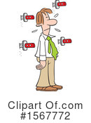 Man Clipart #1567772 by Johnny Sajem