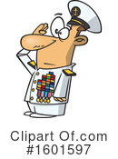 Man Clipart #1601597 by toonaday