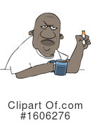 Man Clipart #1606276 by djart