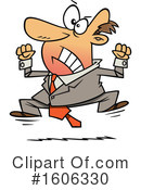 Man Clipart #1606330 by toonaday