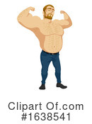 Man Clipart #1638541 by BNP Design Studio