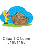 Man Clipart #1651185 by toonaday