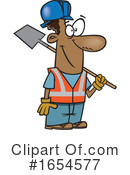 Man Clipart #1654577 by toonaday