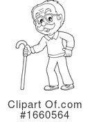Man Clipart #1660564 by visekart