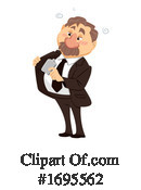 Man Clipart #1695562 by BNP Design Studio