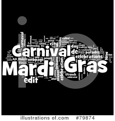 Mardi Gras Clipart #79874 by MacX