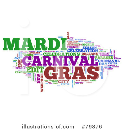 Mardi Gras Clipart #79876 by MacX