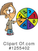 Math Clipart #1255402 by toonaday