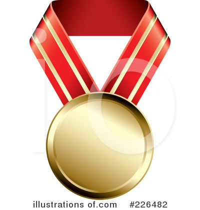 medals clipart 226482 illustration by ta images rh illustrationsof com medal clip art black and white medal clip art black and white