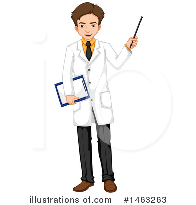 Doctor Clipart #1463263 by Graphics RF